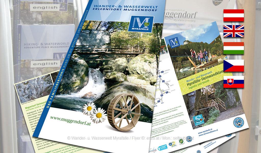 Folder, Flyer, Karten, ... zur freien Entnahme, bzw. hier zum Download!