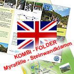 Kombi-Folder Myrafälle - Steinwandklamm