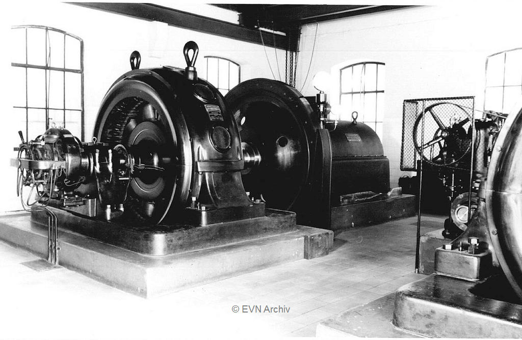 Turbine | © EVN Archiv