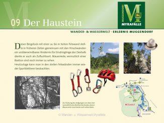 9.) Hausstein