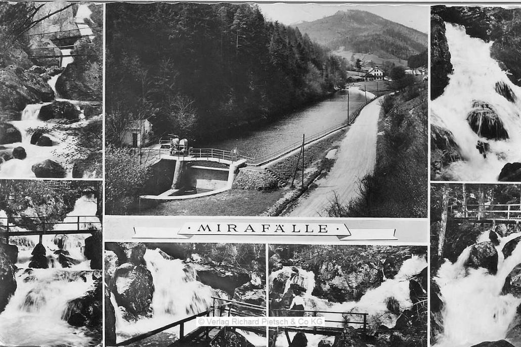 Alte Ansichtskarte
