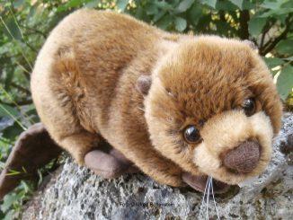 Muggi, das Maskottchen der Myrafälle