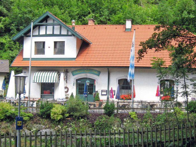 Gasthaus Myrastubn | © Wander- u. Wasserwelt Myrafälle